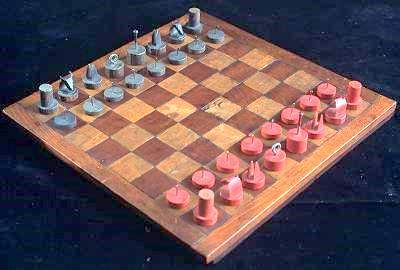 Modern And Modernist Special Show Welcome To The Chess Museum In 2020 Chess Modern Chess Set Chess Board