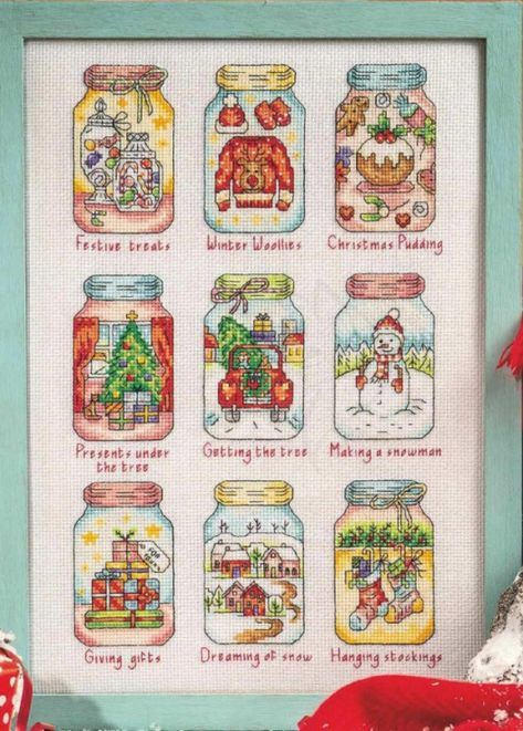 Gallery Ru Foto 179 Raznoe Bluebelle Xmas Cross Stitch Cross Stitch Patterns Christmas Christmas Cross Stitch