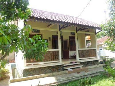 foto etnik rumah sederhana di desa (dengan gambar) | rumah