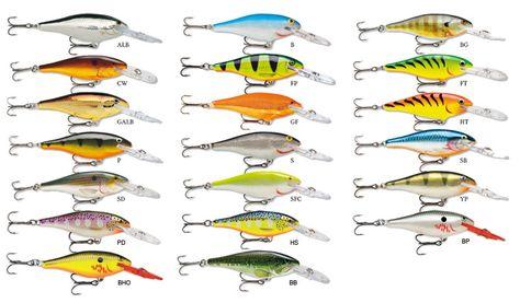 Rapala Shad Rap 90 Mm 15 Gr Multicolor Buy And Offers On Waveinn Rapala Rap Fish