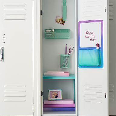 Locker Accessories Shelves Decorations Pbteen Middle