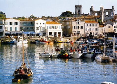 VIsit Ile de Re! (good ideas on this website)  St-Martin-en-Re