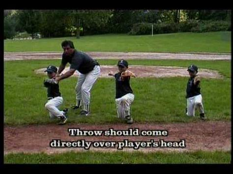 """Youth Baseball Pitching Drills: """"Towel Drill"""" - YouTube"""