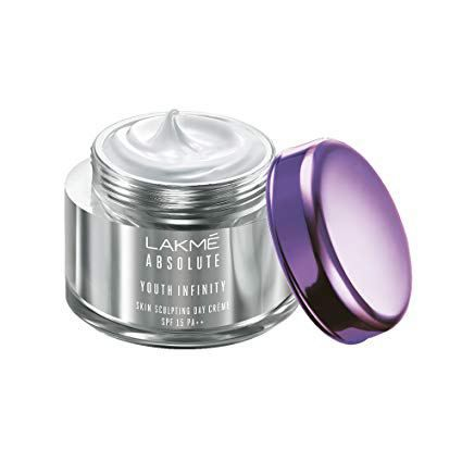 Lakme Youth Infinity Skin Sculpting Day Creme Best Anti Aging Creams Anti Aging Cream Best Anti Aging