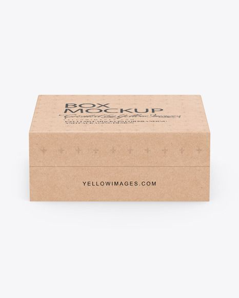 Download Luxury Packaging Mockup Free Yellow Images