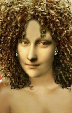 Nackt Giocanda  Veronica Ferres