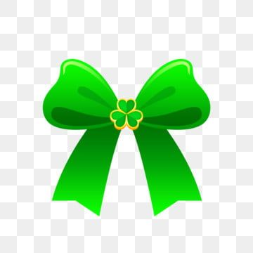 Clover Green Bow Green Icons Bow Icons Clover Png Transparent Clipart Image And Psd File For Free Download Bow Clipart Free Artwork Green Bows
