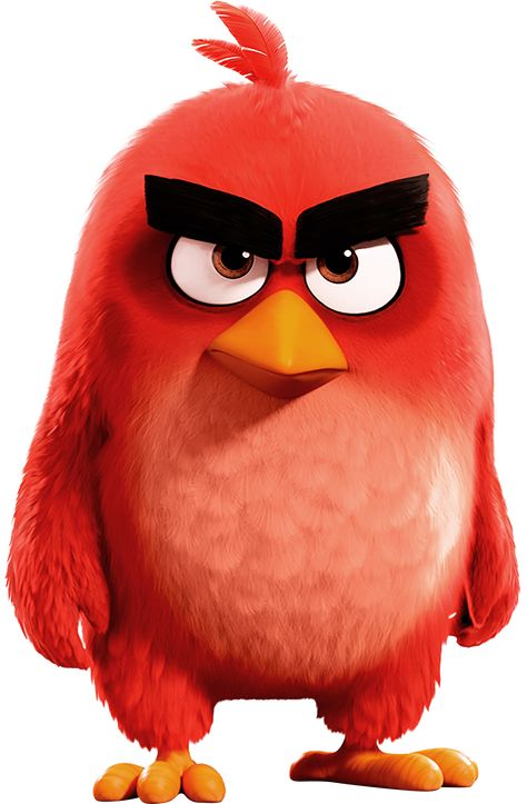 Angry Birds Movie 2 Red Wallpapers - Wallpaper Cave