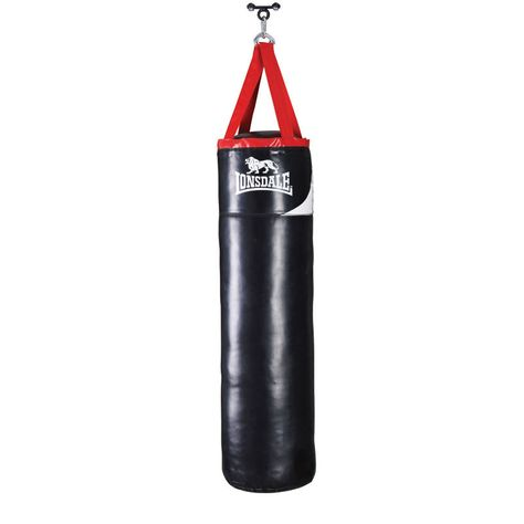 Lonsdale 4ft Tethered Punch Bag Heavy Boxing