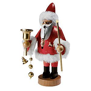 Smoker Santa Claus (18cm/7in) by KWO