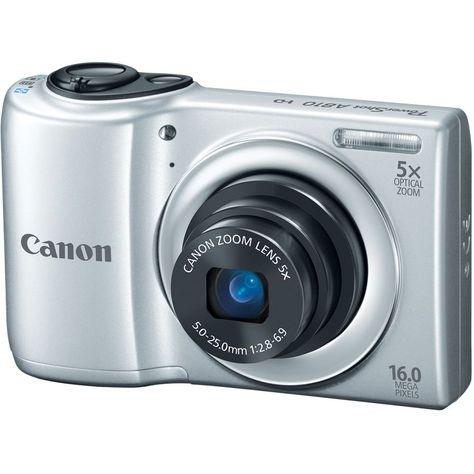 CANON POWERSHOT A810 16.0MP Digital