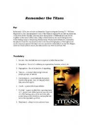 remember the titans summary