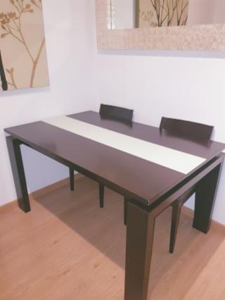 Mesa extensible comedor   Muebles, Mesas extensibles y ...