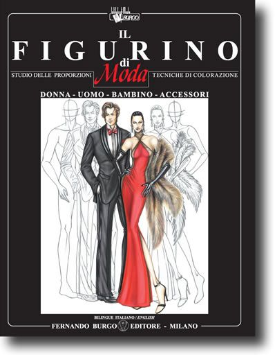 Top il figurino di moda pdf - Google Search | Bücher | Pinterest  BQ05