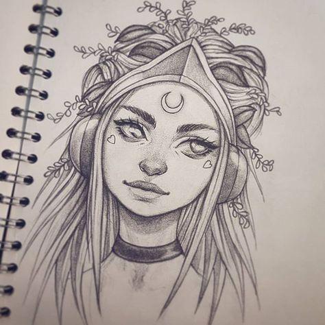 Ideia Por Dumruka Em Cizim Desenho Hippie Desenhos Para