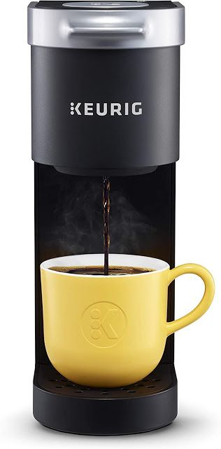 Single Serve K Cup Pod Coffee Brewer In 2020 Single Coffee Maker Single Cup Coffee Maker Single Serve Coffee Makers