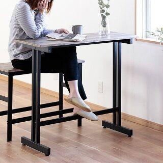 アイランドキッチン カウンターテーブル テーブル 作業台 幅120 4999