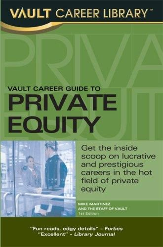 Pdf Download Vault Career Guide To Private Equity Career Guide Vault Career Library Ebook Pdf Download Read Audibook Private Equity Equity Career