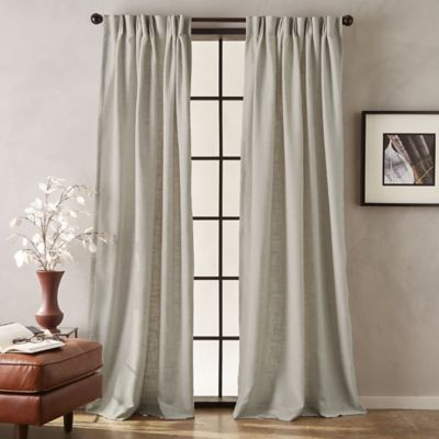 Peri Memphis Pinch Pleat Light Filtering Window Curtain Panel