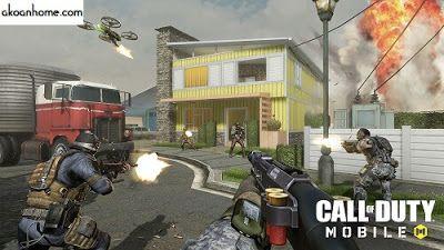 تحميل لعبة كول اوف ديوتي موبايل للايفون احدث اصدار 2020 Ios Mobile Game Game Cheats Call Of Duty