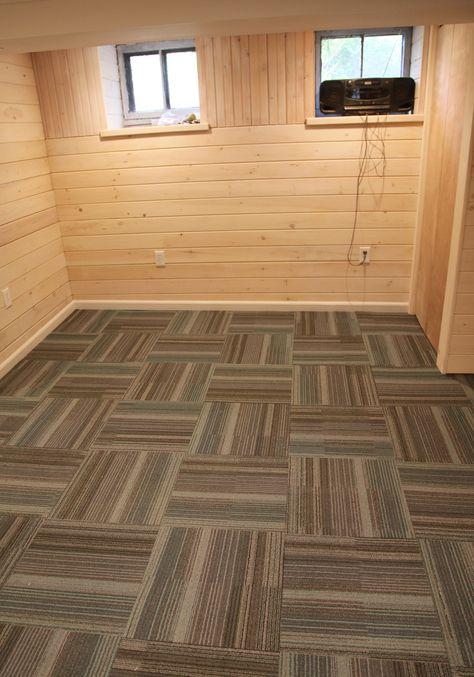 Rubber Floor Tiles Cheap Basement Basemen