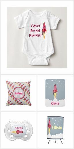 Pink Rocket Kids & Baby
