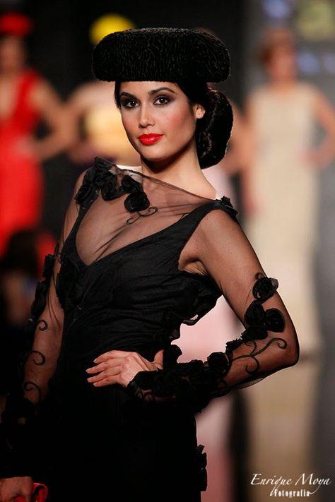 Molina Moda Flamenca, SIMOF 2014 - Enrique Moya
