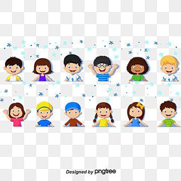 ناقلات الكرتون للأطفال رسم كارتون للأطفال تصميم ناقلات المواد طفل رسمت باليد Png والمتجهات للتحميل مجانا In 2020 Cartoon Art Children