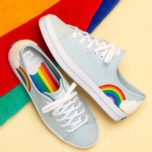 Keds, Keds style, Rainbow outfit