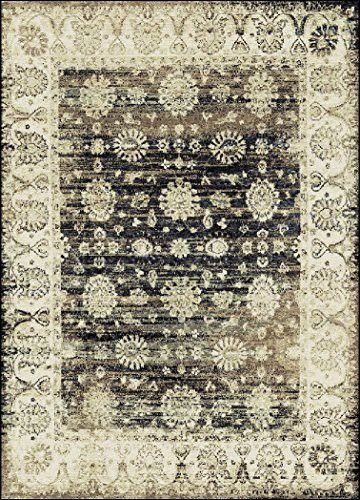 Large Traditional Distressed Area Rugs For Living Room 8x10