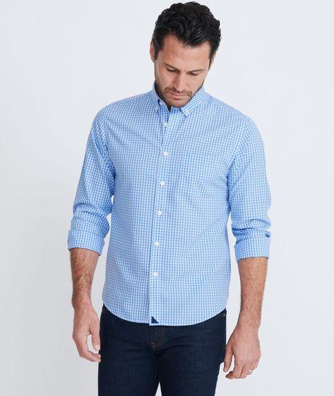 Photo of UNTUCKit Wrinkle-Free Kabashi Shirt Large