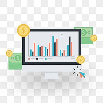 Grafico Do Mercado De Acoes Com Dinheiro No Desktop Mercado De Acoes Grafico Grafico De Barras Imagem Png E Vetor Para Download Gratuito In 2021 Cute Doodles Stock Market Graph Money Icons