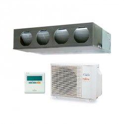 Aire Acondicionado Por Conductos Fujitsu Acy 100 Uia Lm Conjunto Inverter Aire Acondicionado Acondicionado