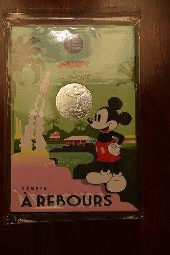 Disney Coins from the Paris Mint | Coin Blog | Coins, Disney