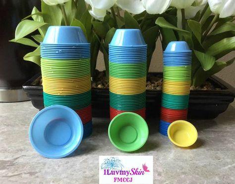 Puto Kutsinta Pichi Pichi Plastic Cup Molddifferent Sizes And