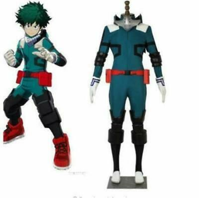 My Hero Boku No Hero Academia Midoriya Izuku Deku Battle Cosplay Costume Cosplay Costumes My Hero Academia Costume Anime Costumes