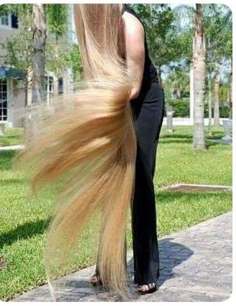 Pin On Super Long Hairsuper Long