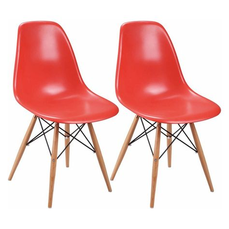 Awesome Mod Made Mid Century Modern Paris Tower Dining Side Chair Beatyapartments Chair Design Images Beatyapartmentscom