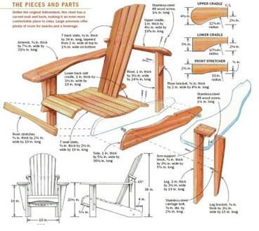 Woodworking Made Easy En 2020 Plan De Travail Bois Plans Rocking Chair Travail Du Bois