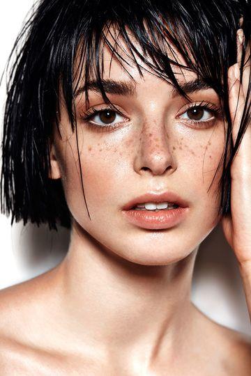 Weronika Spyrka - female model at Le Management
