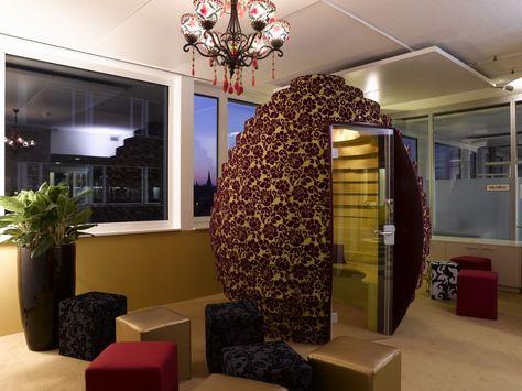 Beautiful Interieur Design Neuen Super Google Zentrale Photos ...