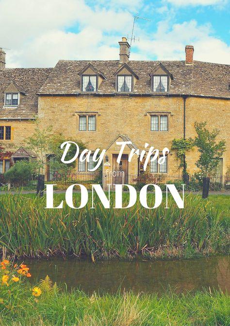 The 10 Best Day Trips from London | WORLD OF WANDERLUSTWORLD OF WANDERLUST