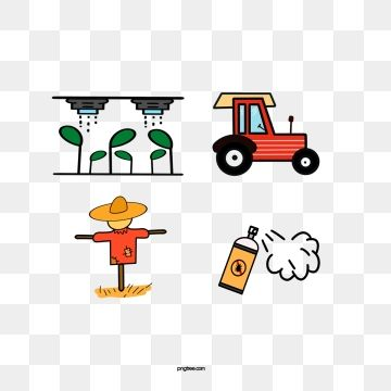 Smart Farm Linear Icon Farm Irrigation Watering Png Transparent Clipart Image And Psd File For Free Download Smart Farm Clip Art Cartoon Styles