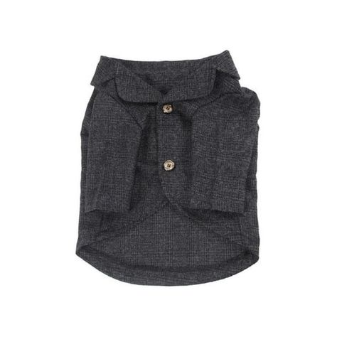 Churchill Suit Jacket & Vest - Dark Gray Suit Jacket / XL