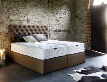 Boxspringbett design luxus  Die besten 25+ Matratzen topper Ideen auf Pinterest | Topper ...