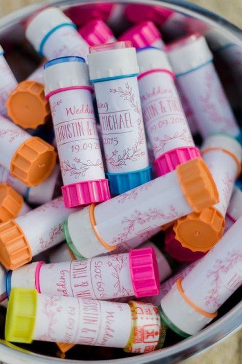 Seifenblasen für die Kinder