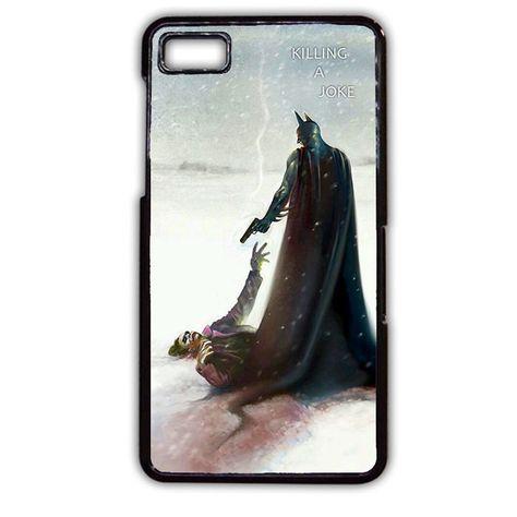 Batman Killing A Joke Phonecase Cover Case For Blackberry Q10