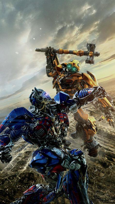 Transformers: The Last Knight (2017) Phone Wallpaper | Moviemania