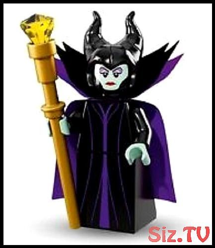 Ursula from the Little Mermaid... LEGO Disney Series 16 Collectible Minifigure
