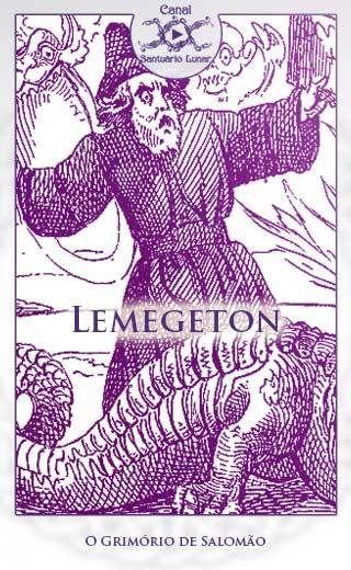 Lemegeton O Grimorio De Salomao Magick Pagan Solomon